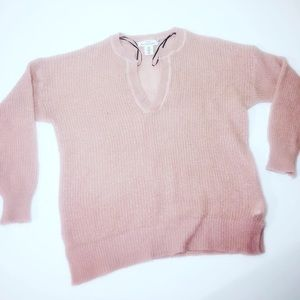 H&M L.O.G.G Label Of Graded Goods sweater. NWOT